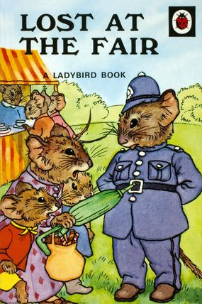 Lost At The Fair.- Ladybird Book
