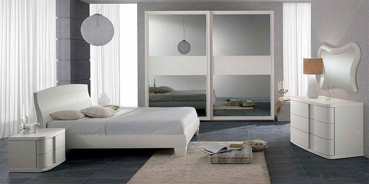 Italian Platform Bed / Bedroom Prive by Spar - $2,149.00