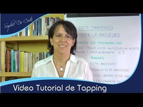 Tutorial de cómo hacer Tapping - Cursos de EFT Tapping online y en Barcelona por Sophie Da Costa.