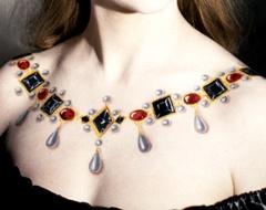 Necklace by Carolyn Cowan