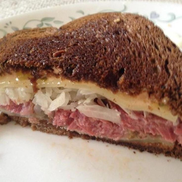 I just love Rueben sandwiches, and nothing taste better than a homemade one.  See my other recipes for a good recipe for 1000 island dressing.  When I made a meal I like everything possible to me totally homemade!
