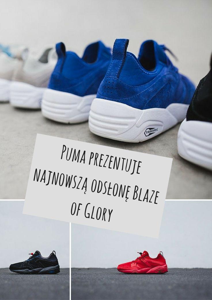 Od ponad 65 lat marka Puma zaskakuje nas coraz to nowszymi modelami butów sportowych. I tym razem niemiecki producent odzieży i obuwia sportowego nas nie zawiódł: na rynku pojawiła się właśnie najnowsza odsłona Blaze of Glory, w klasycznej kolorystyce oraz ponadczasowych odcieniach pasteli.