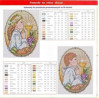 Estos gráficos para las comuniones de niña y de niño son preciosísimos y seguro que quedan muy lindos tanto para cuadros como para las tar...