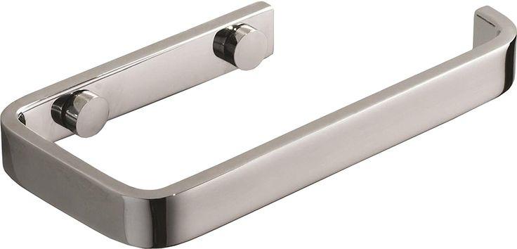 Amazon.com: Atlas Homewares SOTP-CH  Solange Toilet Paper Bar, Polished Chrome: Home Improvement