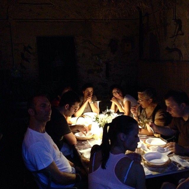 Dopo il #cammino a tavola insieme a #SloowFood #Pisa e #MontePisano