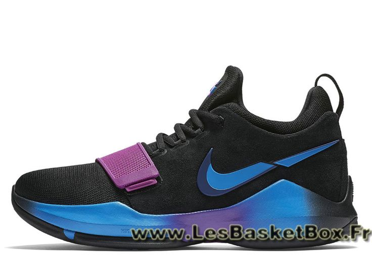 Basket Nike PG 1 ´Flip The Switch´ 878627_003 Homme Officiel Nike Release  Noires -
