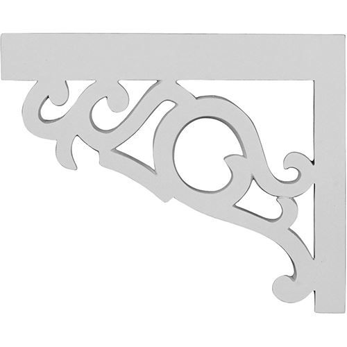 Our Restorers Architectural Victorian Urethane Stair Brackets add the finishing touch to stair systems with the beauty of original and historical styling. Manufactured from a high density urethane foam, they hold the same type of density and detail as traditional plaster stair bracket products.  #Restorers #Urethane #Victorian #StairBracket #VanDykes #WhatsNew