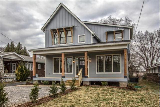 Urban Farmhouse style in East Nashville