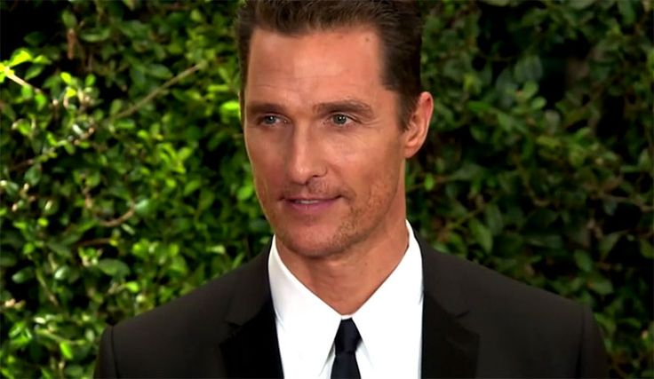 Matthew McConaughey opens up about how he came to be a huge fan of the Washington Redskins and why he thinks they should keep their now controversial name.