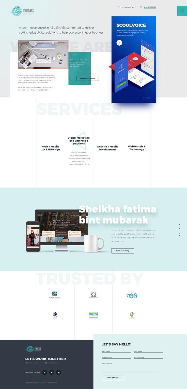 679 best website designs & layouts images on pinterest | website