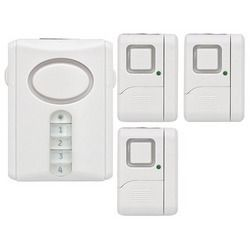 Ge Wireless Alarm System Kit (pack of 1 Ea)