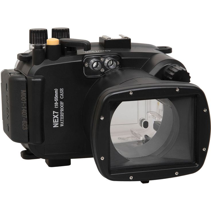 Polaroid Underwater Housing for Sony Alpha NEX-7 and 18-55mm f/3.5-5.6 Lens $210