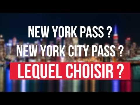 New York Pass ou New York City Pass : Comparaison, avis, prix - Lequel choisir ?