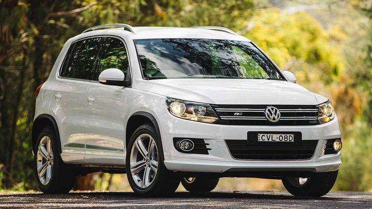 2015 Volkswagen Tiguan 155TSI R-Line