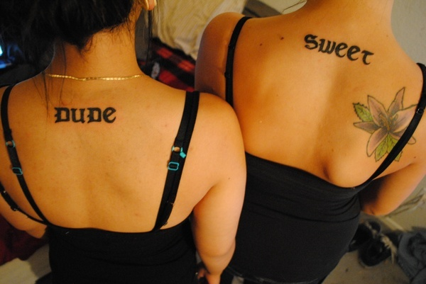 Image result for Dude Tattoo