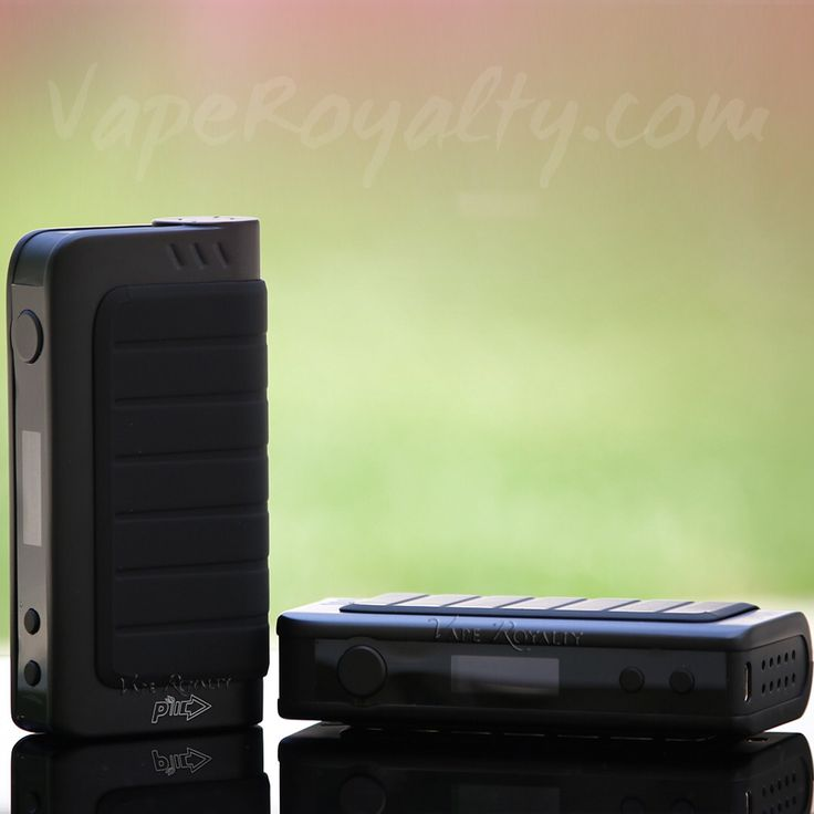 Black IPV4 Mods by Pioneer4You are back IN STOCK! Order yours now these are going really fast!!!   Order your Black IPV4 from - www.VapeRoyalty.com
