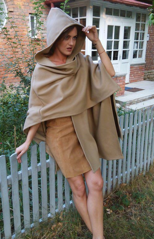Jouly Light Poncho