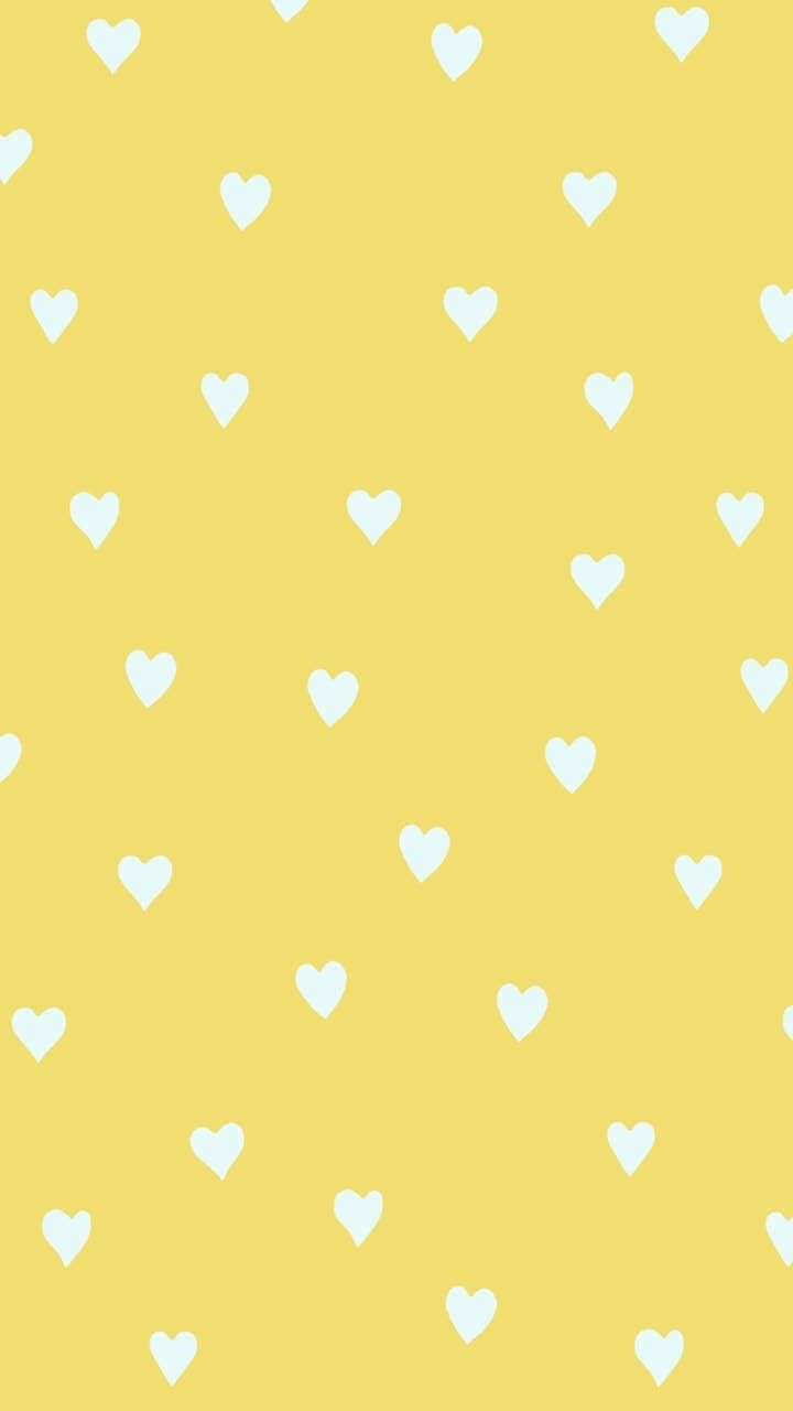 Uploaded By Catharine Hearts It Find Images And Videos About Love Pink And Text On We Heart Yellow Wallpaper Cute Patterns Wallpaper Cute Wallpaper For Phone