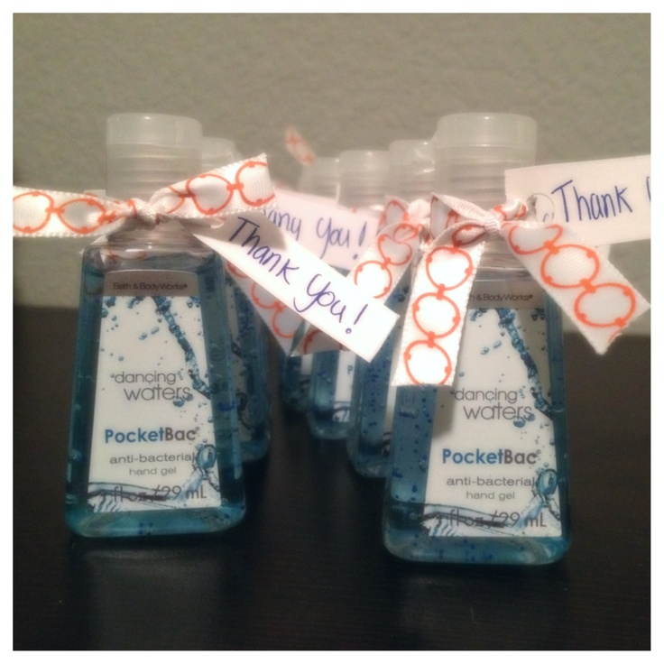 "Baby Showers Gifts For Guests: ""Thank You"" Gift For My Baby Shower Guest... #babyboy"
