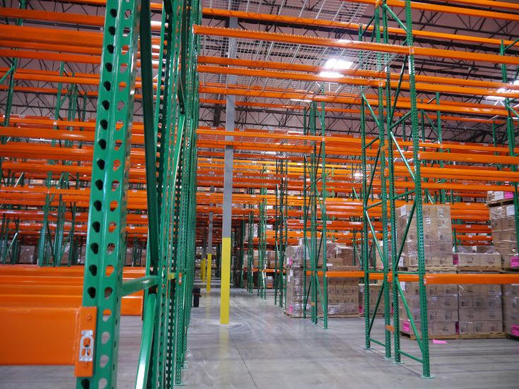 How an Efficient Pallet Racking System Can Reduce Operating Cost