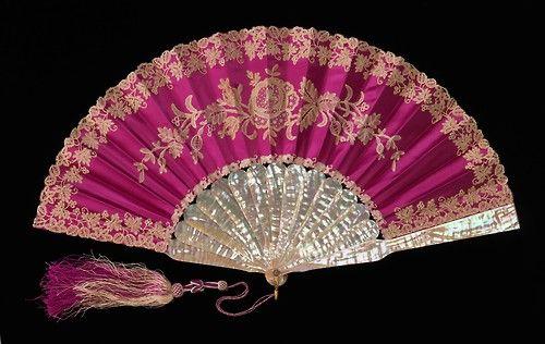 Fan Tiffany & Co., 1890s The Metropolitan Museum of Art