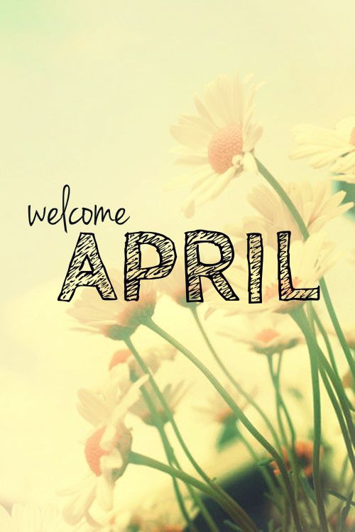 April.. The month my beautiful daughter Sarah was born... My Bear she will forever be my bear bear...Even though she has become a beautiful women! I love her and miss her tremendously!!!!