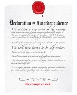 Declaration of Interdependence for B Corps