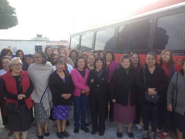 Con campaña de salud benefician a mujeres de Nanacamilpa