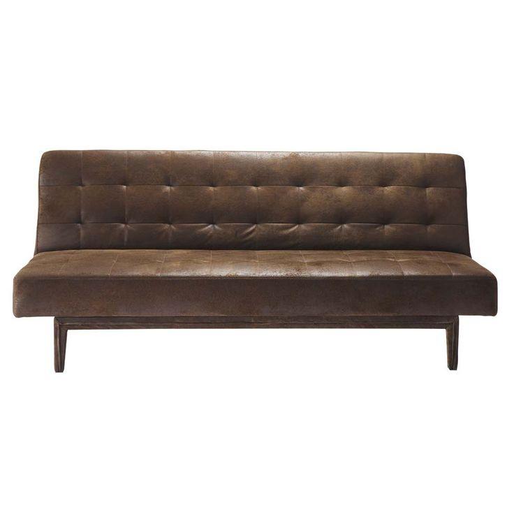 0a60c9070de6d5800c557cd4073805dd  sofa braun brown leather sofas Résultat Supérieur 49 Élégant Canapé 3 Places Avec Repose Pied Photos 2017 Uqw1