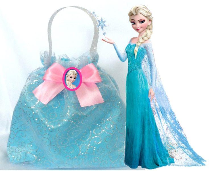 Cotillones Bolsos Tulas Frozen Princesa Sofia Violetta Pony - BsF 109,00 en MercadoLibre