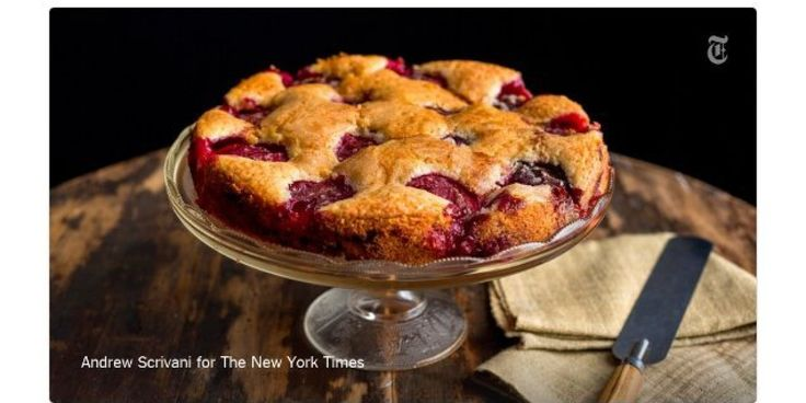 Plum Torte - Una semplicissima torta alle prugne: è questa la ricetta più amata e richiesta nella storia del New York Times. La famosa testata giornalistica ha dedicato un articolo a ricostruire la f