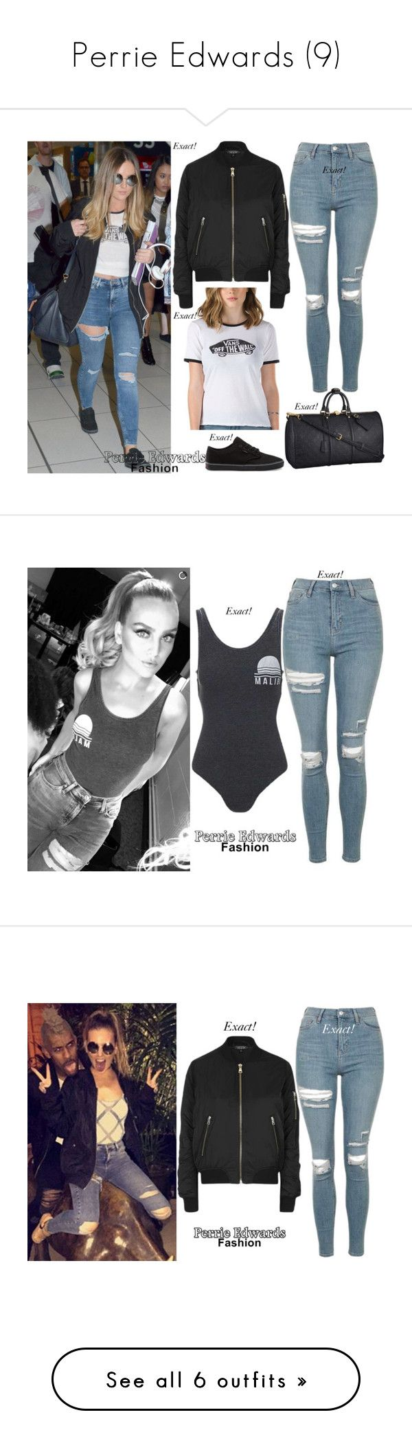 """""""Perrie Edwards (9)"""" by the-girl-in-the-hallway ❤ liked on Polyvore featuring Vans, Topshop, Louis Vuitton, RVCA, Chicnova Fashion, Decree, NLY Trend, Alexander McQueen, Bobbi Brown Cosmetics and Charlotte Russe"""