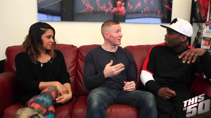 [Video] Joseph Sikora (Tommy from Power) & 50 Cent - Angela Yee Interview