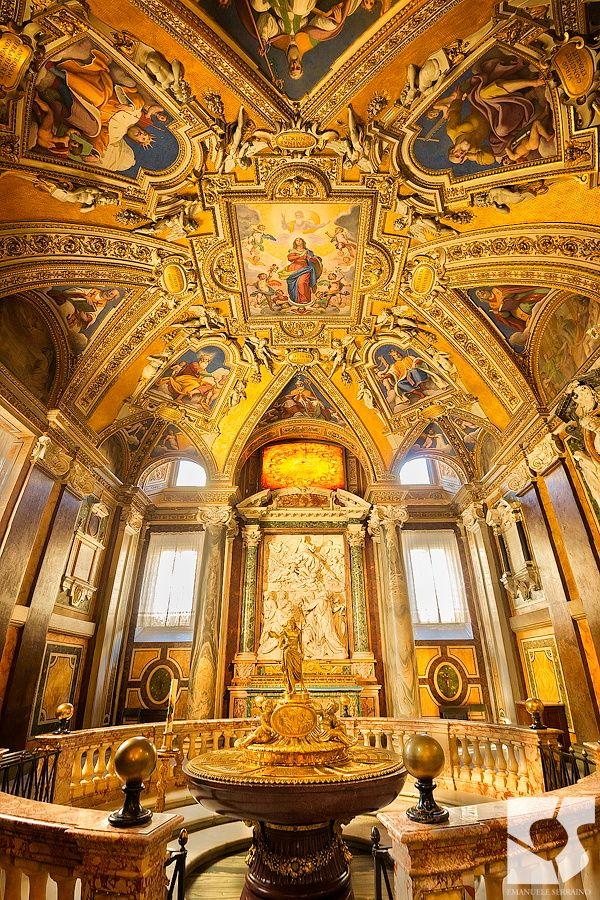 Santa Maria Maggiore.Rome
