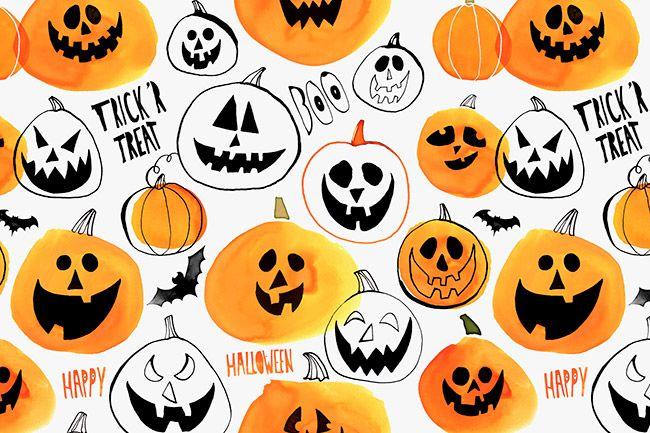 Margaret Berg : fall / halloween: Jack O' Lantern Pattern