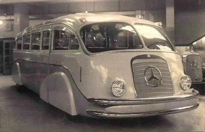 1935 Mercedes Benz Streamliner Rv Mercedes Benz Classic Cars