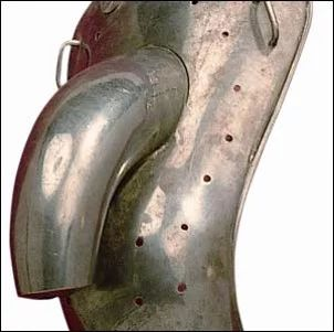 Don't run screaming for shelter -- It's a male chastity belt (compliments of the Victorian era)