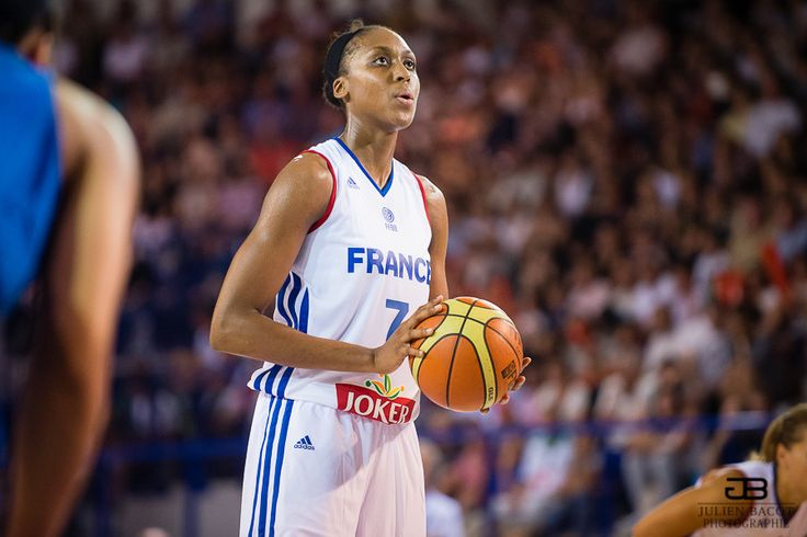 7. Sandrine Gruda