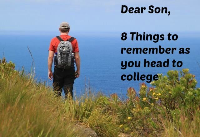 Your Mom Goes To College Quote: Best 25+ To My Son Ideas On Pinterest