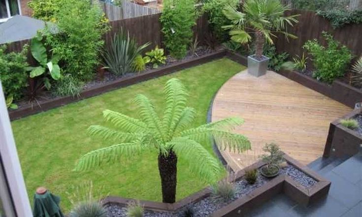 Image result for contemporary garden designs
