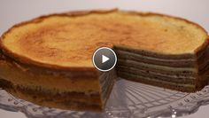 Spekkoek - recept | 24Kitchen. Have to get my Dutch family to trans late this one