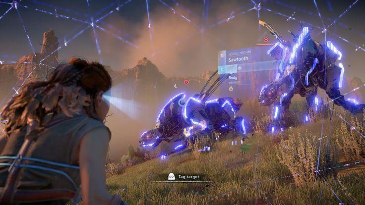 Video: Horizon Zero Dawn Gameplay