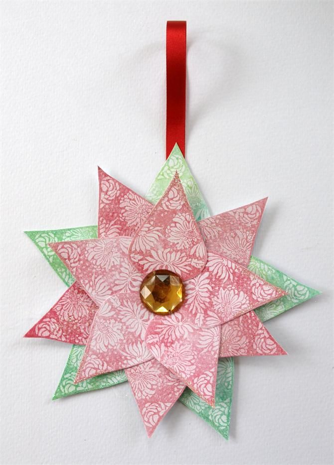 Beautiful door hanging or gift decoration. Instructions http://www.ezyshaid.com Coloured with FLIPTEZ