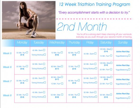 Best 25 olympic triathlon ideas on pinterest olympic for Triathlon training calendar template