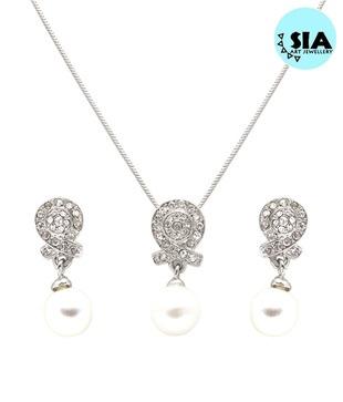 Sia Attractive AD Pendant SetEveryday Wear, Attraction Ads, Ads Pendants, Pendants Sets, Wear Jewellery, Sia Attraction, Jewellery Collection
