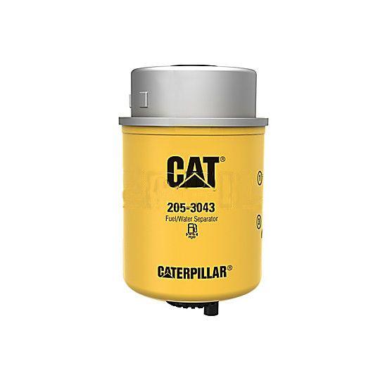 Caterpillar 205-3043 FUEL WATER SEPARATOR Advanced High Efficiency