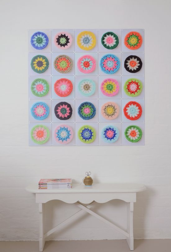 Wallhanging by Ixxi and Yvestown