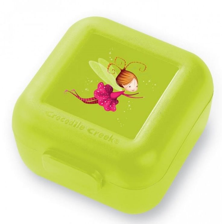Buy Crocodile Creek Snack Keeper Set - Fairy Green by Crocodile Creek online and browse other products in our range. Baby & Toddler Town Australia's Largest Baby Superstore. Buy instore or online with fast delivery throughout Australia.