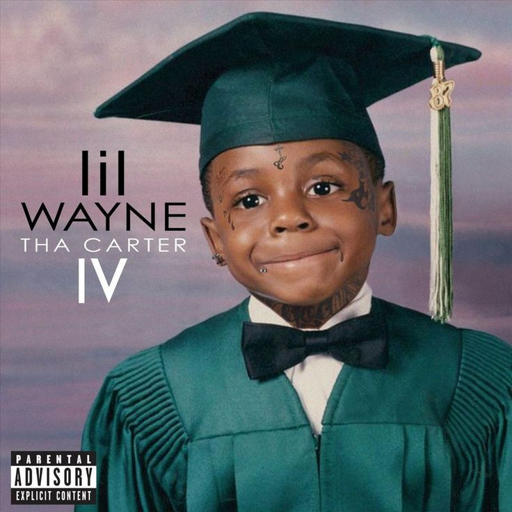 Lil Wayne - Tha Carter IV [Explicit Lyrics] (CD)