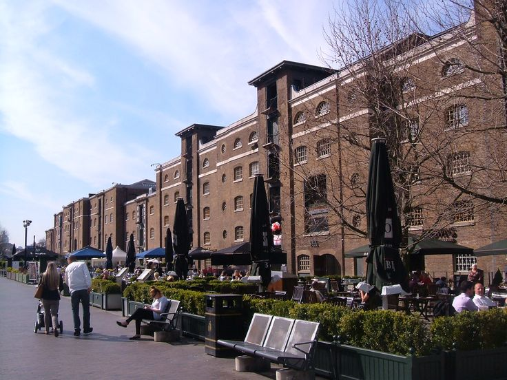 West India Docks | London Diary (Bradshaws Hand Book)